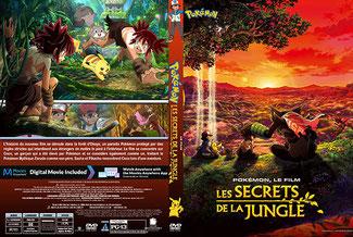 Pokémon le film Les secrets de la jungle (2021) (Français)