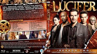 Lucifer Saison 2 Blu-Ray