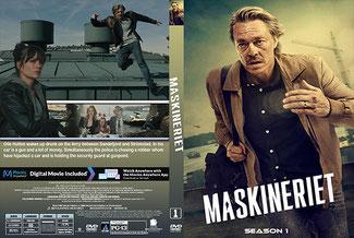 Maskineriet Season 1 (English)