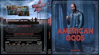American Gods Saison 2 BD