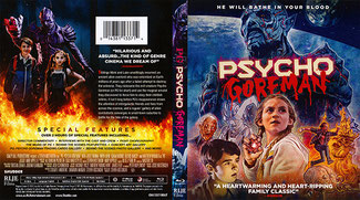 Psycho Goreman (2021) Blu-Ray V2