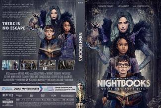 Nightbooks (2021) V2