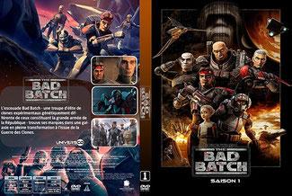Star Wars The Bad Batch Saison 1