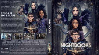 Nightbooks (2021) Ultra HD