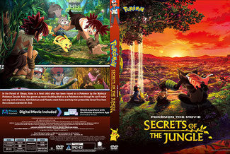 Pokemon The Movie Secrets Of The Jungle (2021) (English)