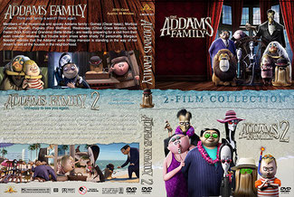 The Addams Family 1 & 2