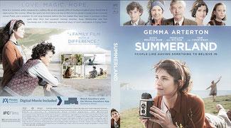 Summerland  (2021)  Blu-Ray