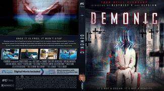 Demonic (2021) Blu-ray