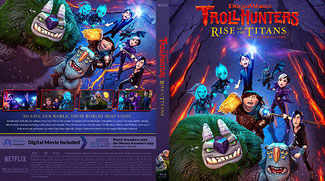 Trollhunters Rise Of The Titans (2021) BD