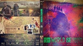 The Walking Dead World Beyond Saison 1 BD