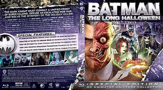 Batman The Long Halloween Part 2 (2021)  BD
