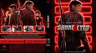 Snake Eyes G I Joe Origins (2021) BD + UHD
