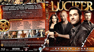 Lucifer Saison 3 Blu-Ray