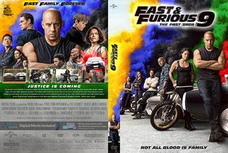 Fast & Furious 9 (2021) V3