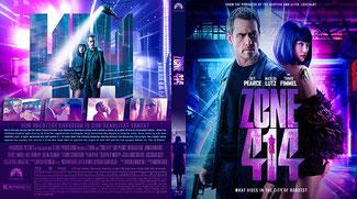 Zone 414 (2021) (Blu-Ray)