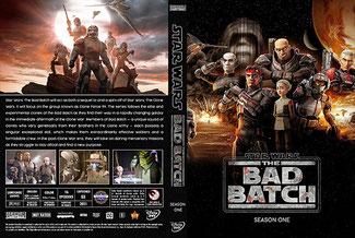 Star Wars The Bad Batch Saison 1 V2