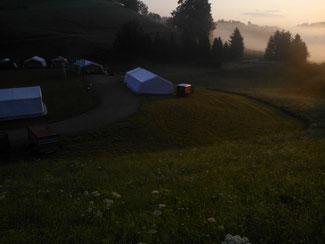 Bereichsfeuerwehrjugendzeltlager St. Ulrich i.G.2014