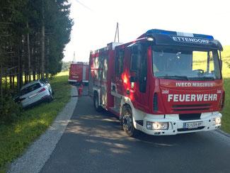 Einsatz Verkehrsunfall 18.08.2014