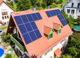 Solartechnik in Lichtenau bei Ansbach - Solaranlagen & Solarmodule vom Profi für Solar