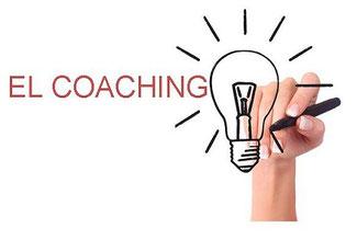 Bombilla con la idea de otros de lo que es el coaching