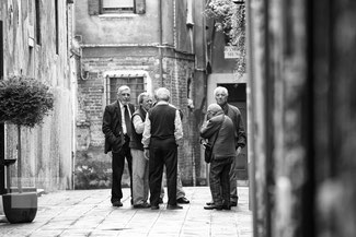Street Photography Venice, Street Photography Italy
