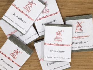 Rostradierer bei www.golden-rabbit.de