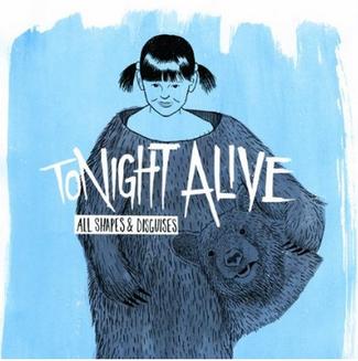 1stフルアルバム「All Shapes And Disguises」。キャッチーで攻撃力が高い。ファストチューンな曲をお求めならコチラから。