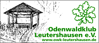 Logo OWK Leutershausen e.V. inklusive Domain und E-Mail