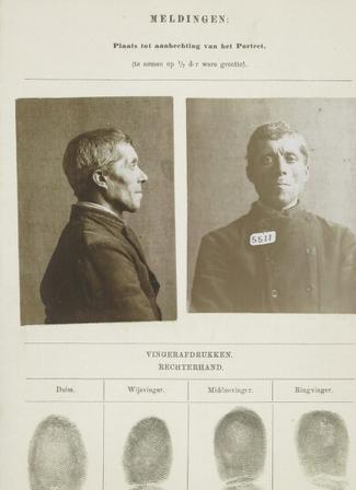 Singalenmentkaart Veenhuizen opname: 28-04-1896