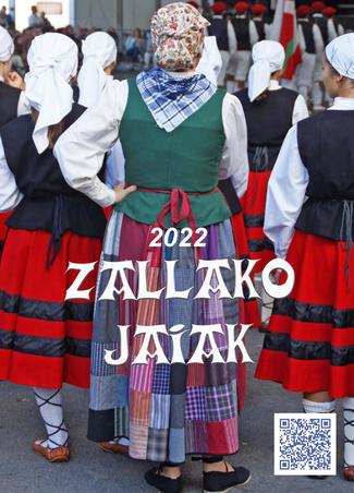 Programa de las Fiestas de Zalla