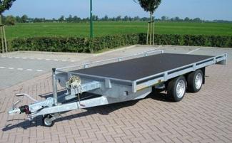 Kfz-Transportanhänger A/1052, Innenmaß (cm) 406/198