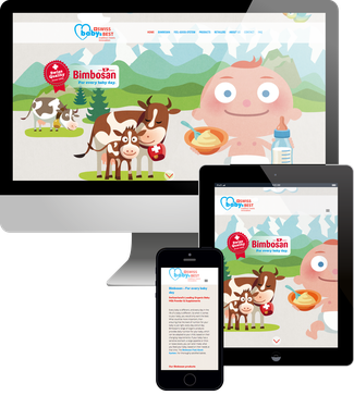 Swiss Babys Best - Handelsvertretung Bimbosan Singapur