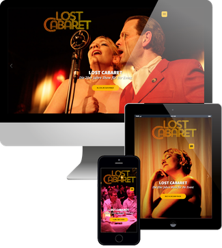 Lost Cabaret - 20er Jahre Show Hamburg und Berlin