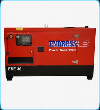 Generador Eléctrico Diesel ESE 30 ENDRESS