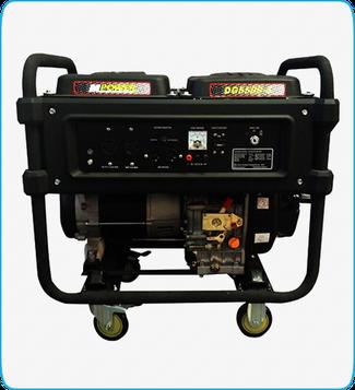Generador Eléctrico Diesel DG5500-4 Mpower