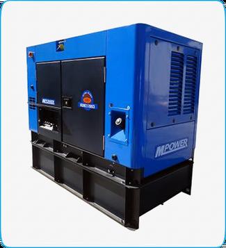 Generador Eléctrico Diesel KDE30SS3 Mpower