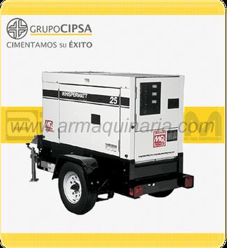Generador Eléctrico en Contenedor Multiquip DCA25