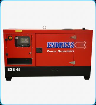 Generador Eléctrico Diesel ESE 45 ENDRESS
