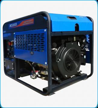 Generador Eléctrico Diesel KDE12000EA3 Mpower