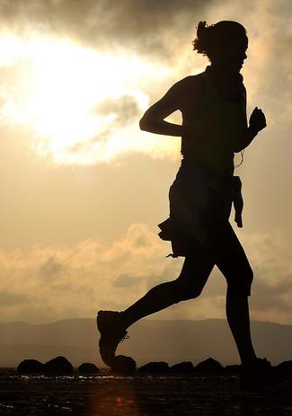 Laufen Fitnesstracker