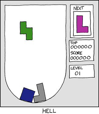 xkcd: hell