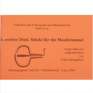 Jaw Harp notes - Traditionally Intrument in Austria
