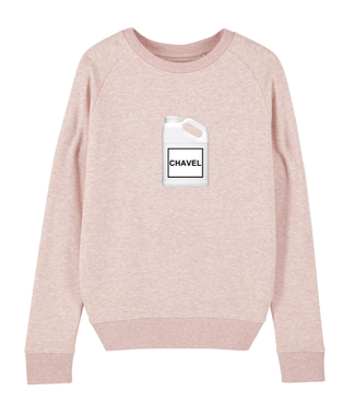 """""""CHAVEL"""" PINK SWEATER 69€"""
