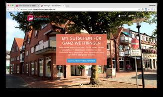 zmyle Stadtgutschein Wettringen