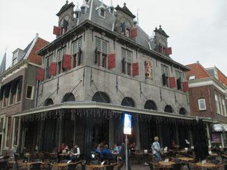 Achutng Touristen-Falle in Hoorn!