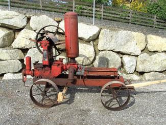 Bauer Pumpe, Linserhof Imst