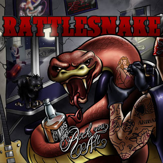 Hard Rock, Rattlesnake, New Ep, Rock You All, Rockers And Other Animals, Rock News, Rock Magazine, Rock Webzine