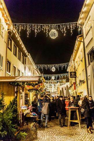Weihnachtsmarkt Bludenz
