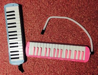 音楽教室あもーるの鍵盤ハーモニカ画像