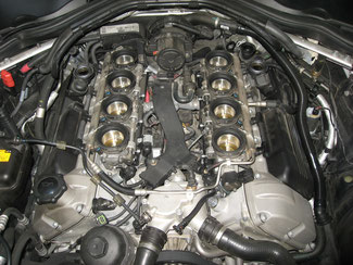 BMW、M3、修理